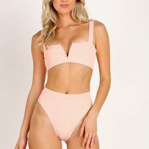 LSPACE   Lee Lee top + Frenchi bottom